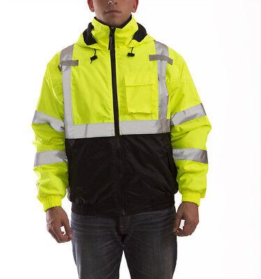 Tingley® Job Sight™ Bomber II Jacket, Hi-Viz, ANSI Class 3, (Ansi Class 3 Jacket)
