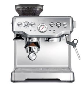 Breville Barista Express Stainless Steel Espresso Machine