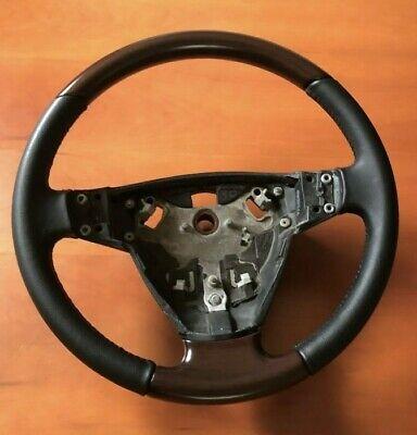 SAAB Wooden Wood Steering Wheel 93 9-3 9440 03-05MY GENUINE NEW 12791542