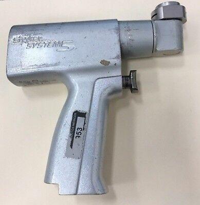 Stryker System 5 4208 Sagittal Saw - Damaged - For Parts