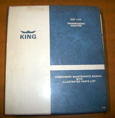 King KAT 1110 Service Manual