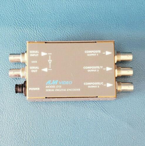 Aja Video D5E Serial Digital Encoder