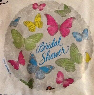 """""""Bridal Shower """" Anagram Large 18"""