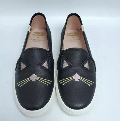 Kate Spade Keds Girls Shoes  Double Decker Cat - covid 19 (Keds Childrens Shoes coronavirus)
