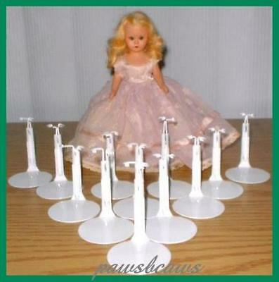 - One Dozen 12 Kaiser Miniature Doll Stands for NANCY ANN Storybook