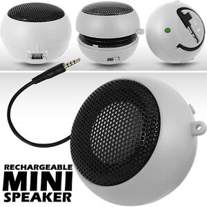 3.5mm RECHARGEABLE CAPSULE SPEAKER FOR SAMSUNG I9300 GALAXY S 3