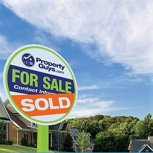 Thinking of Selling Your Home.  Call Property Guys.com