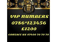 Vip Gold Mobile Number 786123456