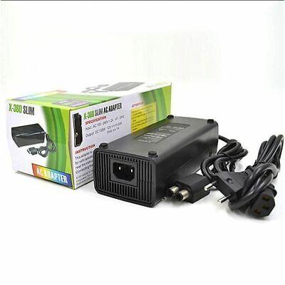 AC Adaptador 135W Carga Cargador Cable Alimentación Microsoft Xbox 360 Slim