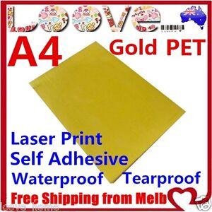 A4 Sticker Paper | eBay