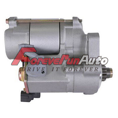 New Starter For Toyota Tacoma 4Runner T100 Tundra Puckup Truck 3 4L 17671