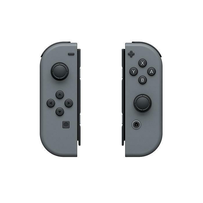 Nintendo Switch Original Joy Con Controllers - Gray