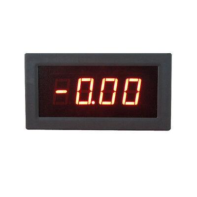 Digital Ammeter Current Tester Ampere Meter Dc 0- 200 Ma Red Led Panel Guage