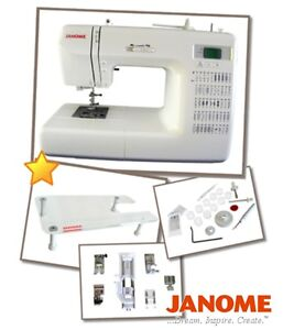 NEW-Janome-Sewing-Machine-Quilting-Extension-Table