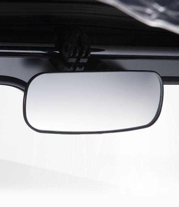 Honda Pioneer 1000 Rearview Mirror P/N  0Sv05-Hl4-201 Parts & Accessories Automotive