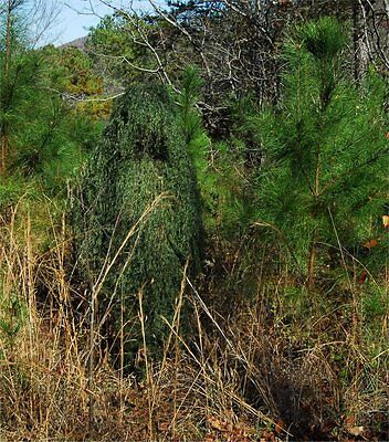 (SYNTHETIC ULTRA LIGHT GHILLIE PONCHO)