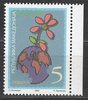 Makedonien / Mazedonien Nr. 199** Internationaler Tag der Umwelt