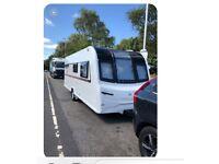 Touring Caravan 2018 model Baileys Unicorn Valencia