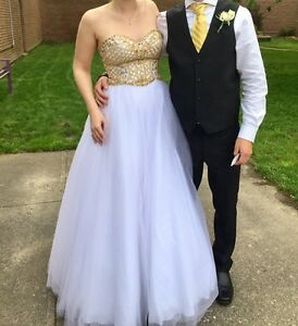 Alyce Prom Dress Size 0- Mint Condition!