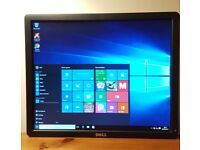 Dell E1713Sb 17-inch 43cm LCD Monitor No stand 1280 x 1024 at 60 Hz