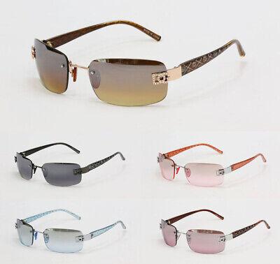 - BOG New Hot Fashion Women Sunglasses Rectangular Rimless Shades Popular 7024