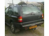 Opel frontera swap for estate car