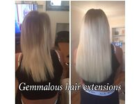 Gemmalous hair extensions peterborough