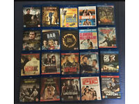 50 blu-ray movies - sell or swap