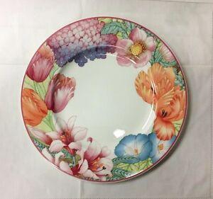 villeroy boch corolla dinner plate 10 3 4 gallo design china new w germany. Black Bedroom Furniture Sets. Home Design Ideas