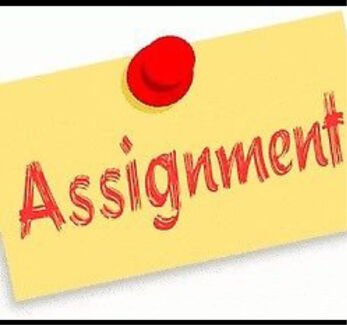 Assignment Help / Tutoring ( Essay, Case study, Report & PPT)