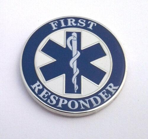 FIRST RESPONDER Hero Hat Pin P06213 EE
