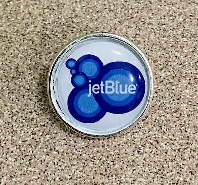 Jet Blue A320 Pin Badge