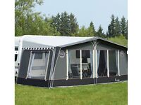 Caravan awnings and accessories