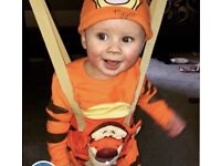 Baby tigger Disney door bouncer comes with box only used twice