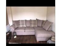 DFS Corner Sofa - 2 years old