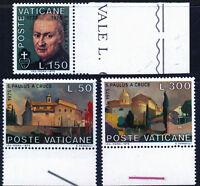 Vaticano 1975: San Paolo Croce Serie Completa Bordo Di Foglio (b) -  - ebay.it