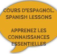COURS D'ESPAGNOL PRIVÉ / SPANISH LESSONS