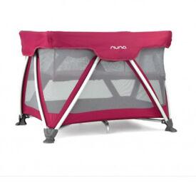 Nuna sena mini travel cot