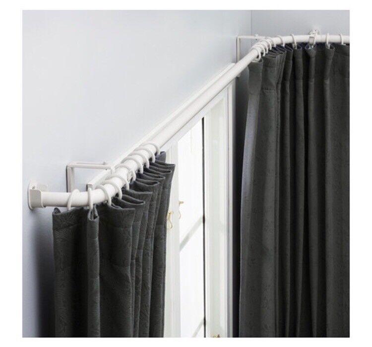 Ikea Bay Window Curtain Pole In Maidstone Kent Gumtree