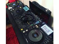 Pioneer XDJ-1000 USB DJ Decks