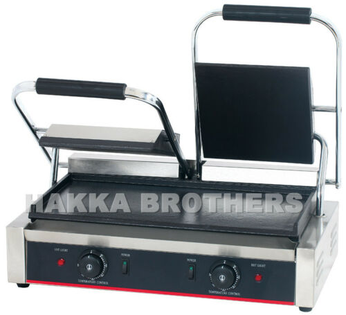 Hakka Commercial Panini Press Grill and Sandwich Griddler TCG-813B