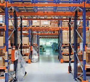 Looking for used industrial racking