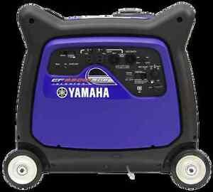 YAMAHA EF6300iSDE INVERTER GENERATOR