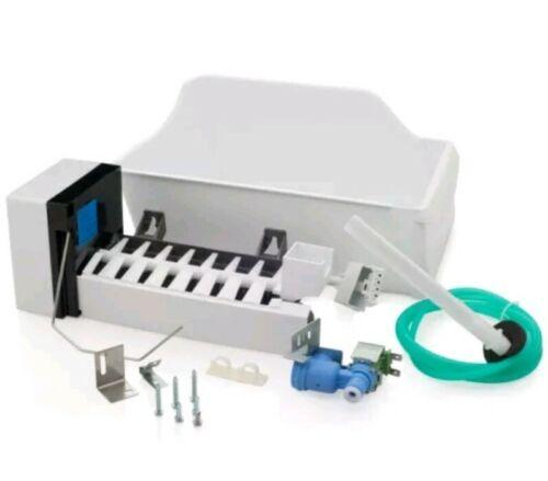 Frigidaire Top Mount Refrigerator Ice Maker Kit w/ 5 Lb Capacity Ice Bucket