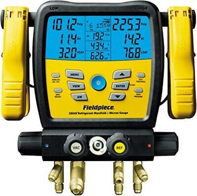 Fieldpiece Sm480v Sman Digital Manifold Wireless Data Logging New
