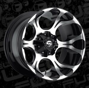 Rims fuel offroad series duneD524 (fits toyota / ford / dodge..)