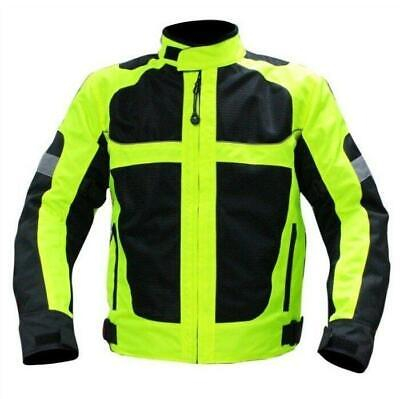 Motorcycle Racing Jacket Motocross Reflective Protective Gear Safety Pants Sport