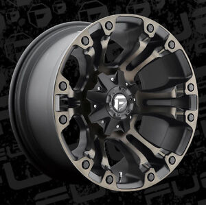 "Roues 20"" Wheels Ram Silverado Sierra Ford Tundra Wheel Mag 20"
