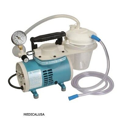 New Schuco Gomco S430a Aspiratorsuction Pump Complete With All Hoses.