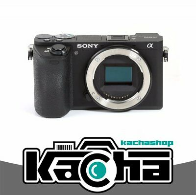 SALE Sony Alpha a6500 Mirrorless Digital Camera (Body Only)